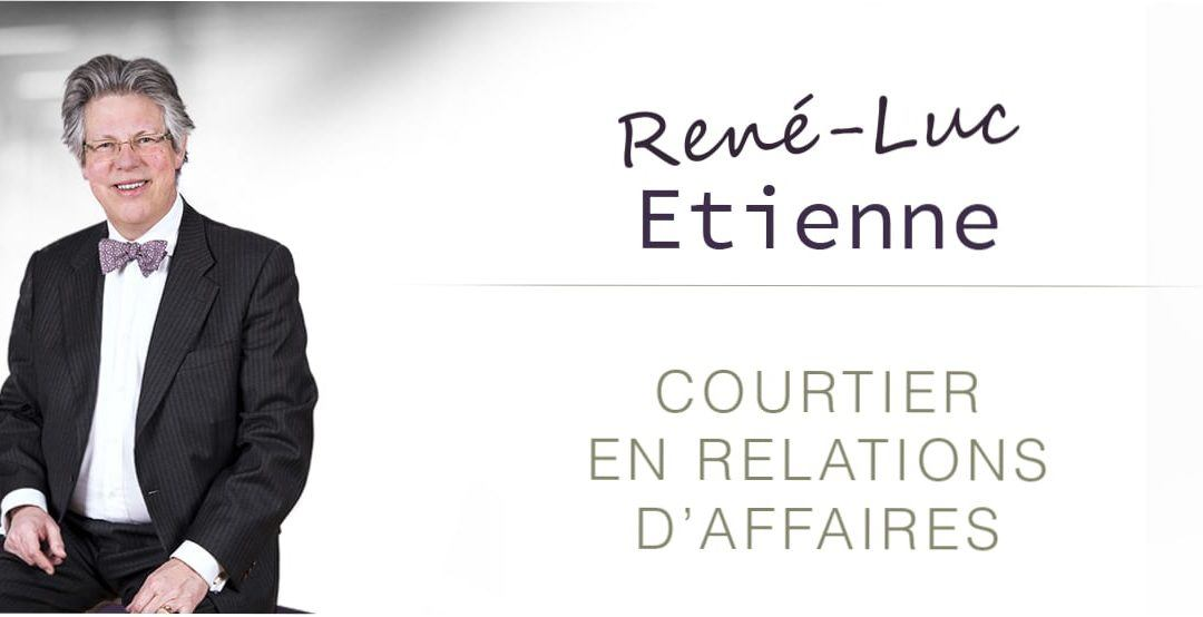 Réalisation du site de René-Luc ETIENNE